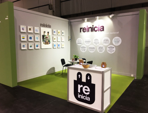 reinicia stand